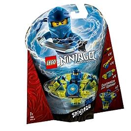 LEGO® NINJAGO® - Toupie Spinjitzu Jay - 70660 - 70660