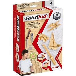 Fabrikid - Starter Kit De Fabrication - 15120