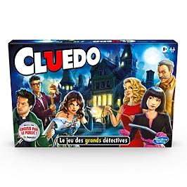 Cluedo - Jeu De Societe - Jeu De Plateau - Version Française - Hasbro - 387125960