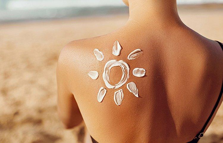 coups de soleil