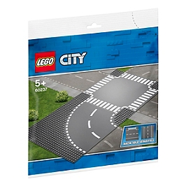 Lego® City - Virage Et Carrefour - 60237 - 60237