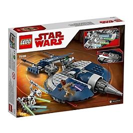 LEGO - LEGO® Star WarsTM - Speeder de combat du Général Grievous - 75199 - 75199