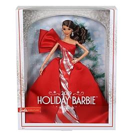 Barbie Noel 2019 Brune - FXF03