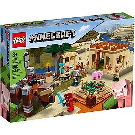 Lego® Minecraft - L'attaque Des Illageois - 21160 - 21160