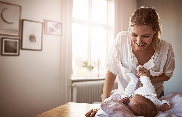 Liste des produits indispensables pour bébé et maman