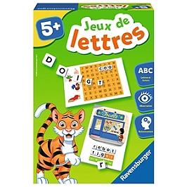 Jeux De Lettres - Aucune - 4005556240609