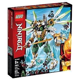Lego® Ninjago® - Le Robot Titan De Lloyd - 70676 - 70676