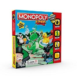 Monopoly - Jeu De Societe Monopoly Junior - Jeu De Plateau - Version Française - Hasbro - A6984596