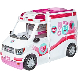Vehicule Medical - Barbie - FRM19