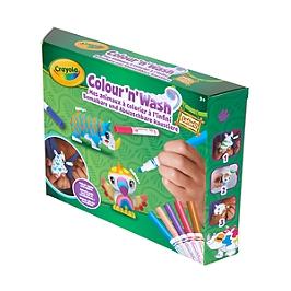 Color'n'wash - Coffret Safari - 256687.006