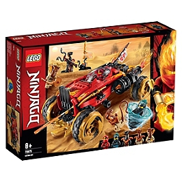 Lego® Ninjago® - Le 4X4 Katana - 70675 - 70675