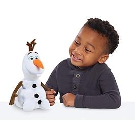 Lrdn2 - Peluche Olaf 30 Cm Avec Sons  - Disney - FRN87