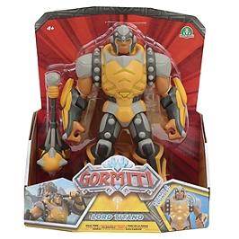 Gormiti - Figurine Articulée De 25 Cm Électronique - Titano - Giochi Preziosi - GRM031