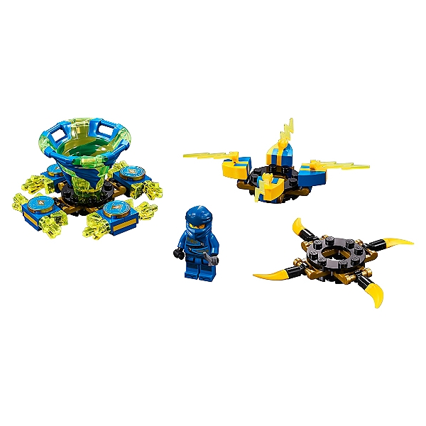 Spinjitzu Ninjago® 70660 Lego® Toupie Jay SqGUzMVp
