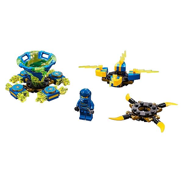 Ninjago® Spinjitzu Jay Lego® 70660 Toupie 0OnwPXN8k