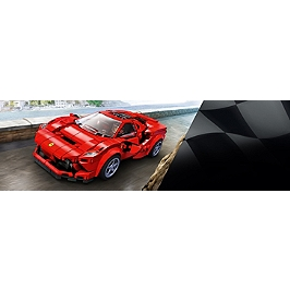 Lego® Speed Champions - Ferrari F8 Tributo - 76895 - 76895