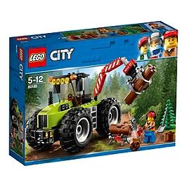 LEGO - LEGO® City - Le tracteur forestier - 60181 - 60181