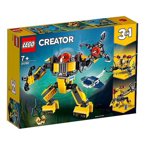 Jouets Espace Robot Lego® Sous Le Creator Marin 31090 mNn80w