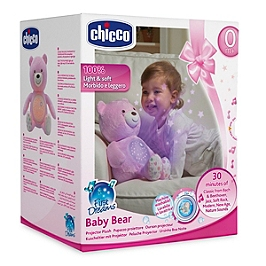 Ourson Projecteur Baby Bear Rose - Na - 00008015100000