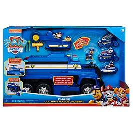 Mega Vehicule De Police Paw Patrol  - La Pat' Patrouille - 6058329