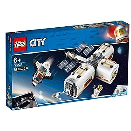 Lego® City - La Station Spatiale Lunaire - 60227 - 60227