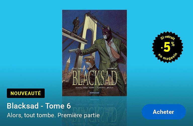 Blacksad - Tome 6