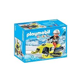PLAYMOBIL - Motoneige - 9285