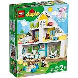 Lego® Duplo® Ma Ville - La Maison Modulable - 10929 - 10929