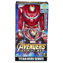 AVENGERS INFINITY WAR - FIGURINE TITAN DELUXE 30 CM HULKBUSTER - Avengers Infinity War - E1798EU40