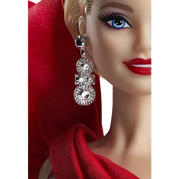 Barbie Signature Noël 2019 Poupées de Collection Jeux Fille Jouets Mattel FXF01
