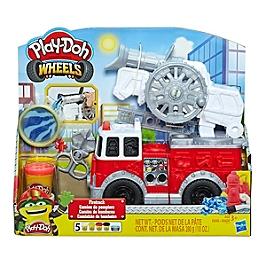 Play-Doh Wheels  Pate A Modeler - Le Camion De Pompiers - Hasbro - E6103EU40