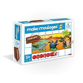 Savane 6 Moules - 39010