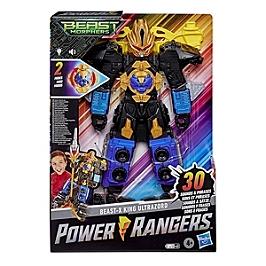 Power Rangers Beast Morphers - Figurine Interactive Ultrazord Beast-X King - Power Rangers - E85555F0