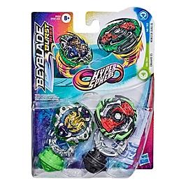 Beyblade Burst Rise Hypersphere - Packs De 2 Monster Ogre O5 Et Engaard E5 - Beyblade Burst Rise - E9237ES0
