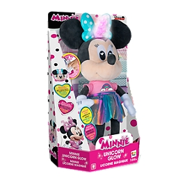 Minnie Peluche Licorne Magique - Disney - 8421134186057