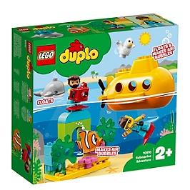 Lego® Duplo® Wild Animals - L'aventure En Sous-Marin - 10910 - 10910