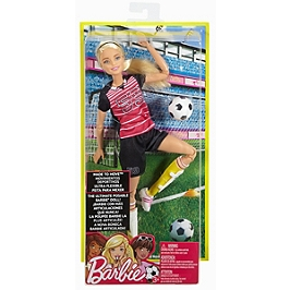 Barbie Joueuse De Foot - DVF69