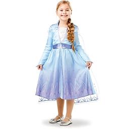 Déguisement Classique Elsa La Reine Des Neiges 2 Taille S - Disney - I-300284S