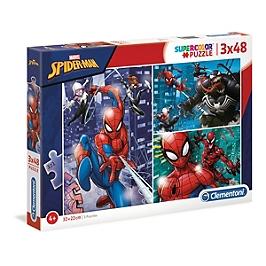 SuperColor 3x48 pièces - Spider-Man - Marvel - 25238.1