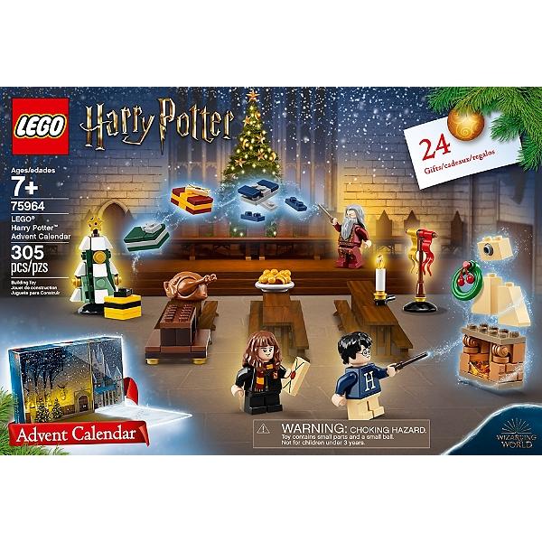 Calendrier De Lavent Pat Patrouille 2019.Lego Harry Potter Calendrier De Lavent Lego Harry Potter 75964