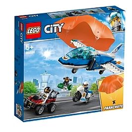 Lego® City - L'arrestation En Parachute - 60208 - 60208