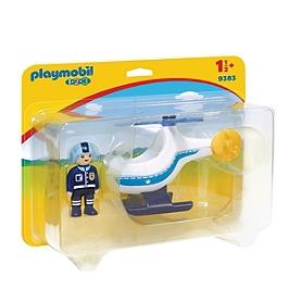 Hélicoptère De Police - 9383