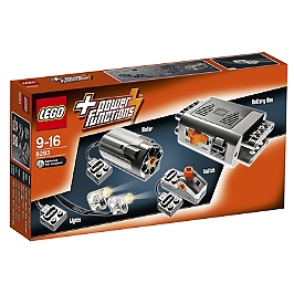LEGO - LEGO® Technic - Ensemble Power Functions - 8293 - 8293