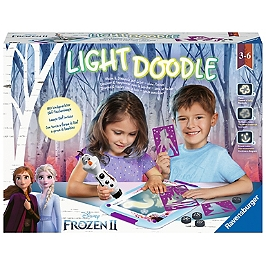 Lightdoodle Disney La Reine Des Neiges 2 - La Reine Des Neiges - 4005556180868