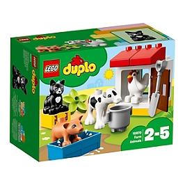 LEGO - LEGO® DUPLO® Ma ville - Les animaux de la ferme - 10870 - 10870