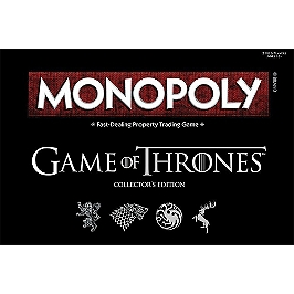 Game of Thrones - Monopoly - Game Of Thrones - 10