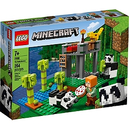 Lego® Minecraft - La Garderie Des Pandas - 21158 - 21158