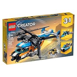 Lego® Creator - L'hélicoptère À Double Hélice - 31096 - 31096