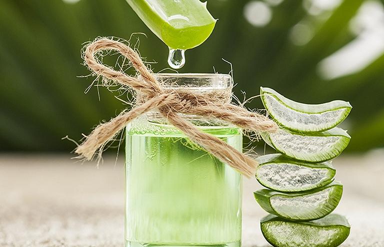 Les vertus de l'aloe vera pour les cheveux