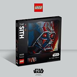 Lego® Art - Star Wars Les Sith - 31200 - 31200